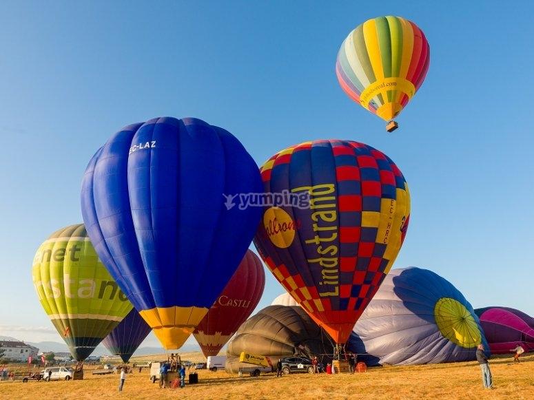 Convencion de globos aerostaticos