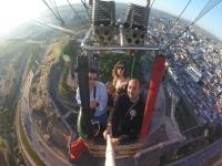 Hacer un vuelo en globo en Cáceres y fotos adultos