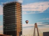 Vuelo en globo compartido y picnic Badajoz adultos