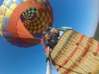Paseo en globo sobre Trujillo los fines de semana