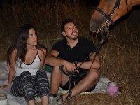 Ruta caballo noche y picnic para 2 Calera y Chozas