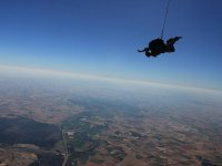 Parachuting in Valladolid Ext. Videos and Photos