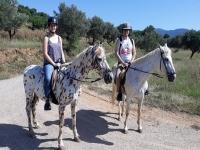 Experiencia de equitacion