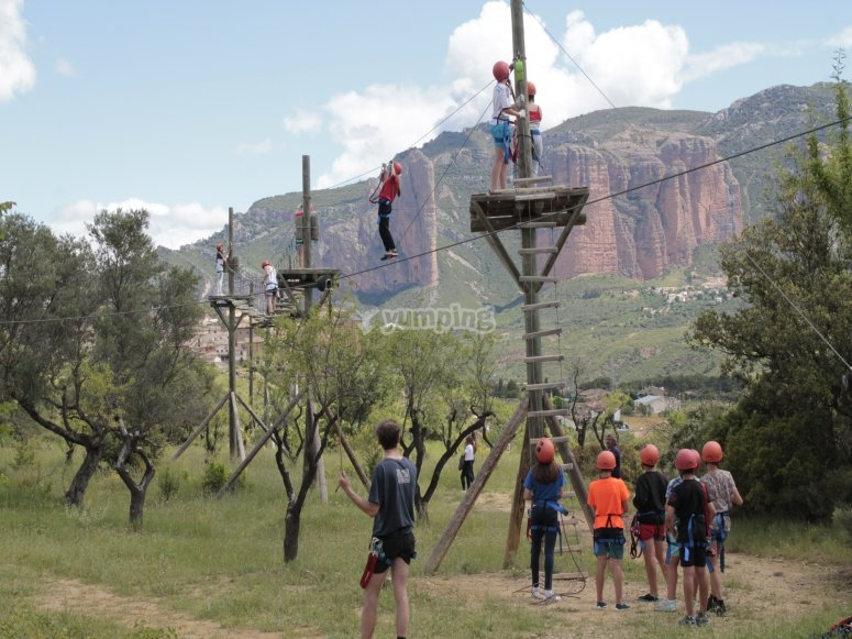 Park in Riglos