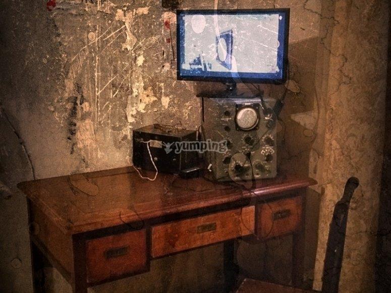 Grabacion de fenomenos paranormales Madrid Paranormal