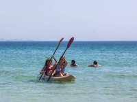Kayaking in Corrubedo