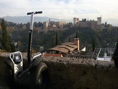 Ruta en segway por Granada 2 horas