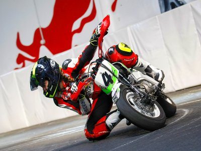 Motorcycle racing course for beginners, Algete