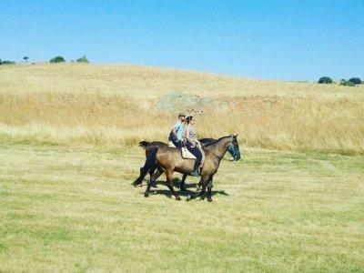 Equitazione a Tierra del Pan 3 ore