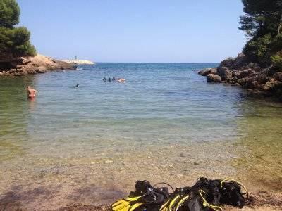开放水包SNSI Nitrox和Advanced,Tarragona