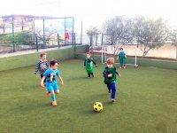 Futbol para chiquitines