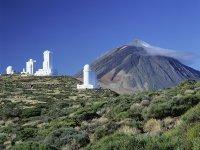 Observatorio astronomico en Tenerife