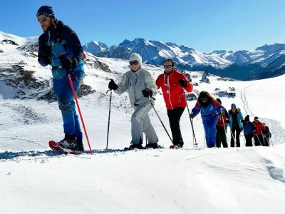 Pack supervivencia en la nieve en Formigal