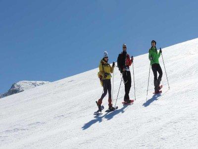 Raquetas de nieve en El Portalet, Formigal 2-4 h