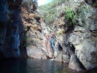Tobogan hasta el rio