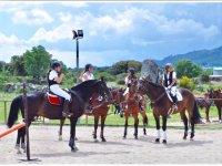 学习骑马,La Pedriza 12班