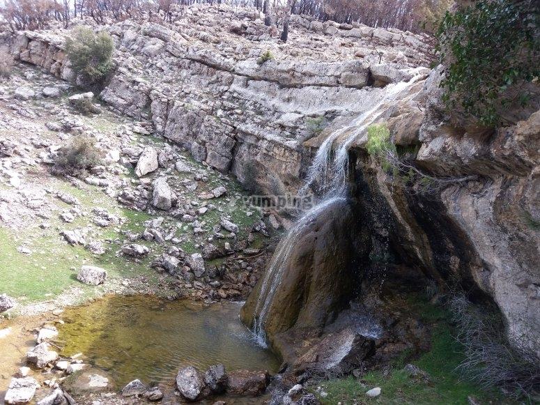 Cascada en Jaen