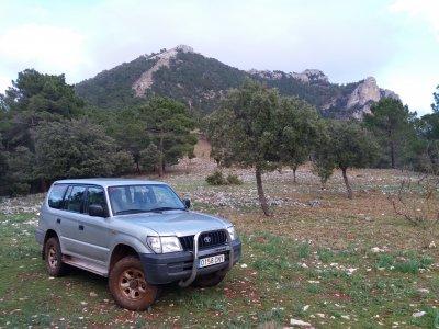 Percorso 4x4 Sierra de Cazorla 4 ore