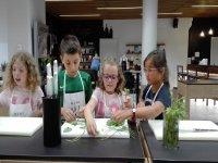 Campamento Junior Chef en inglés, Urnieta