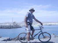 Lanzarote in bici