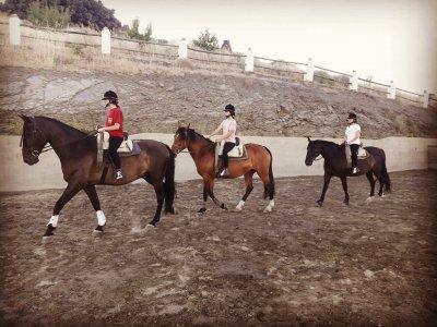 Lezioni di equitazione nella Sierra de Berchules, 1h