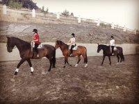 Clases de equitación en la sierra de Berchules, 1h
