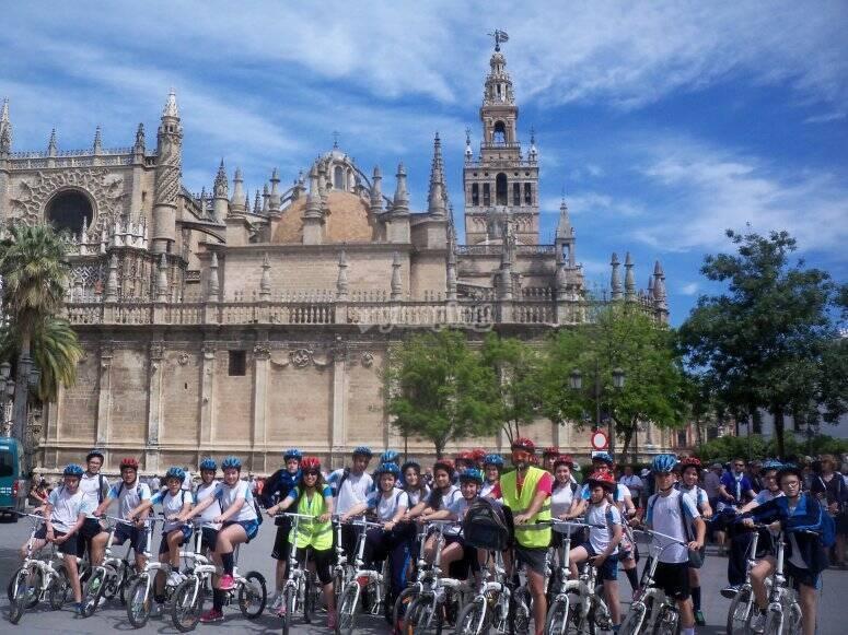 Ruta cultural a bici