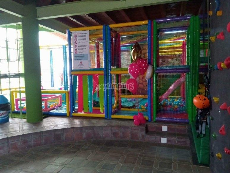 parque infantil para los cumples