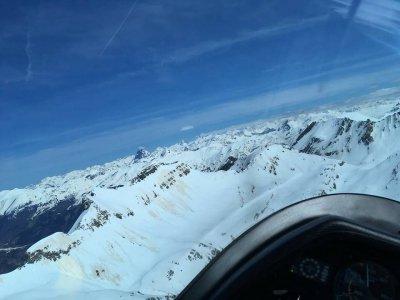 Volo in aereo nei Pirenei aragonesi 30 min