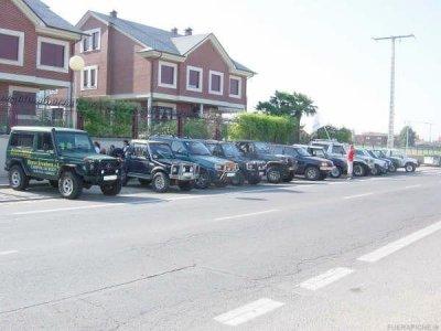 León Aventura Cursos de Conducción