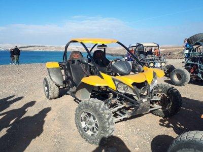 Buggy monoplaza ruta de 3 horas en Costa Palma