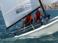 Navegando por primera vez