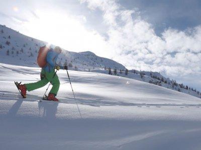 Introduzione allo sci di montagna nella valle dell'Aran