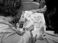 人们在看地图