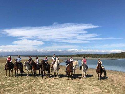 Montar a caballo en Arenas de San Pedro 1 hora