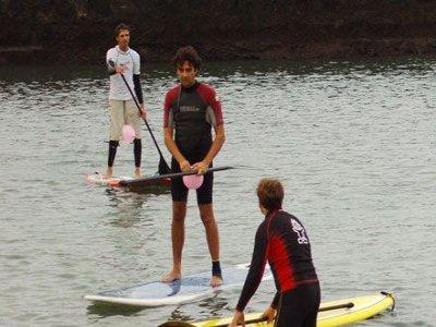 Lanzarote Kite Paddle Surf