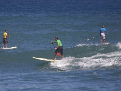 Sporting Beach Paddle Surf