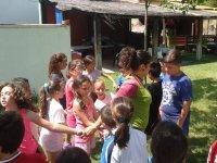 Albergue de营地的游戏Espiel