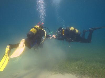 Open Water Diver Course in La Azohía