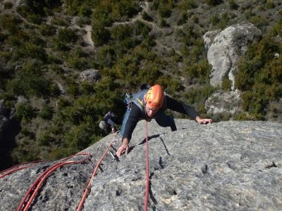 Climbing expedition for 1 day in Calcena