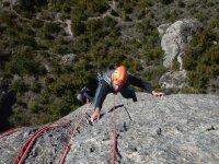 Jornada de escalada 1 día en Calcena