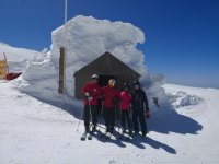 Alquiler equipo completo de ski Sierra Nevada 1día