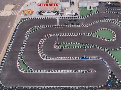 Karting per adulti a Castellón