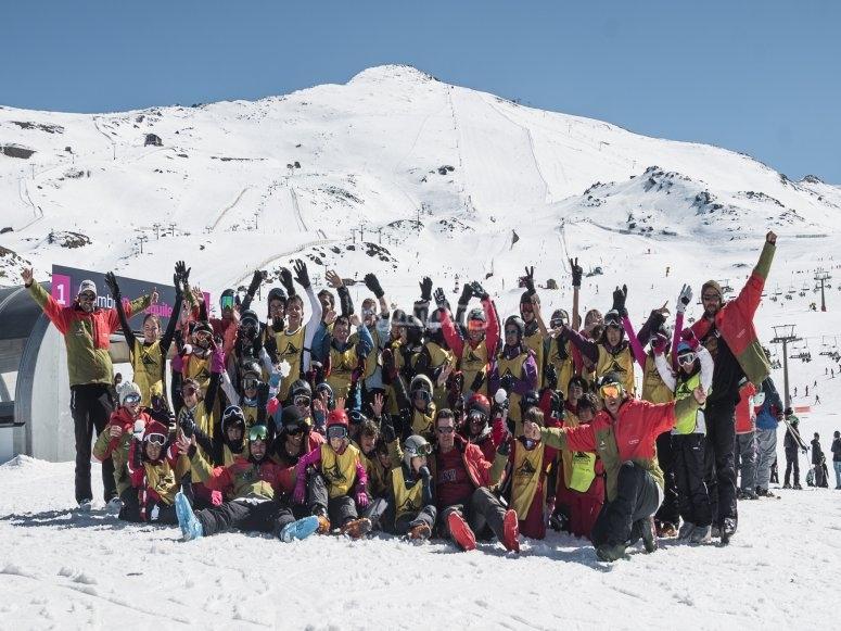 滑雪和雪地监察队