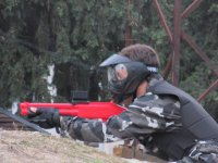 Paintball Game in Mérida (100 Balls)