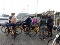 Recorre la ciudad en bici