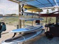 Nuestro equipo de surf