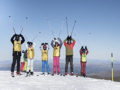 Learn to ski in Sierra Nevada 6 hours, 2 days
