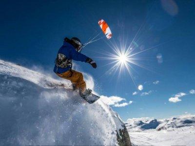 安道尔风筝滑雪和设备租赁5小时
