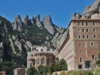 Montserrat en las montanas
